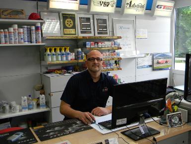 Holger Kolfenbach, Reifencenter, Geschäftsführer